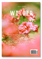 Wilder Quarterly 봄호