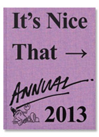 [재입고] It's Nice That Annual 2013