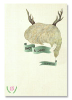 sse zine #15 - Boy & Deer