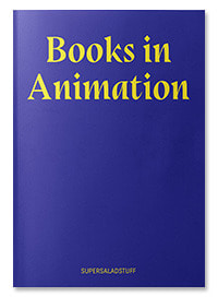 Books in Animation