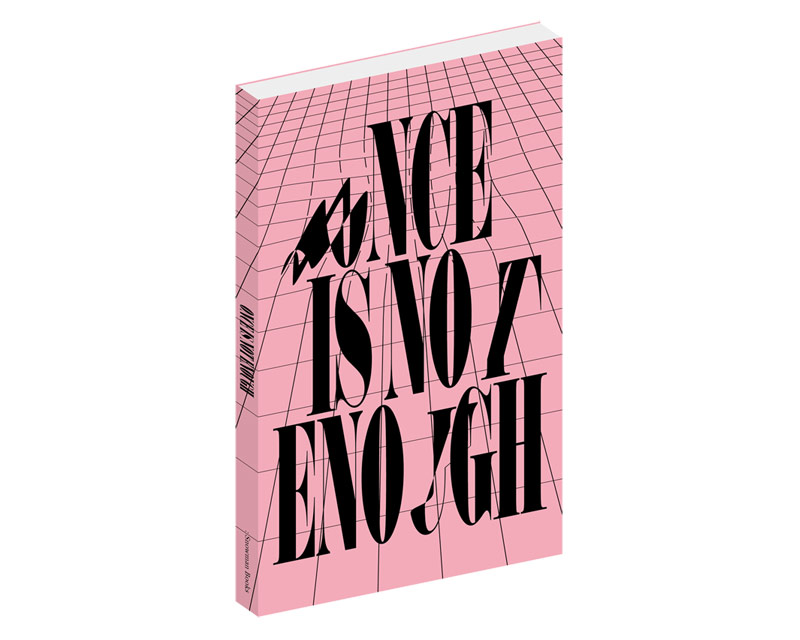 Once Is Not Enough Book